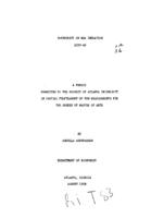 Postscript on war inflation 1939-46, 1958