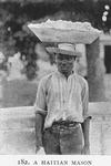 A Haitian mason