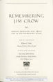 """Excerpt from """"Remembering Jim Crow: African Americans Tell about Life in the Segregated South."""""""