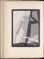 God's trombones; seven Negro sermons in verse, by James Weldon Johnson, drawings by Aaron Douglas, lettering by C. B. Falls