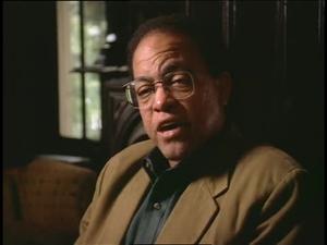 Africans in America; Interview with Julius Scott, Professor of History, New York University
