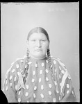 Dakota woman, U. S. Indian School, St Louis, Missouri 1904