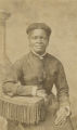 """""""Aunt Mary,"""" an African American woman in Mobile, Alabama."""