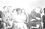 Audience listening to testimony before the Senate Subcommittee on Employment, Manpower, and Poverty, during a hearing at the Heidelberg Hotel in Jackson, Mississippi.
