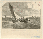 Escaping From Norfolk In Capt. Lee'S Skiff
