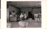 Photograph of Ike Rome, Gloria Rome, and Florence Elmore at Town Tavern