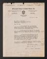 Agencies, 1968-1983. Margaret Berry Settlement House. General. (Box 206, Folder 2)