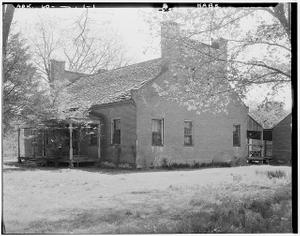 McHenry House, Highway 70 Vicinity, Little Rock, Pulaski County, AR