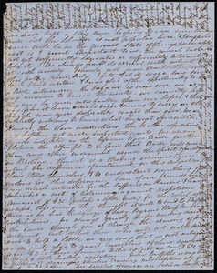 Letter from Eliza Wigham, Edinburgh, to Samuel May, 4.1.1856