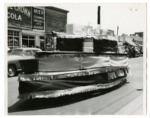 Photo of Float with Cooking Vat on Top
