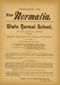The Normalia, 1895-12