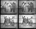 Set of negatives by Clinton Wright including C.Y.O. at Jefferson Center, and Dee Dee Lyn Dance School, 1965