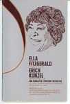 Program: Ella Fitzgerald Together with Erich Kunzel