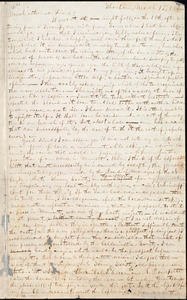Thumbnail for Letter from Orson S. Murray, Shoreham, [Vt.], to William Lloyd Garrison, March 15, 1833