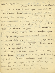 Letter from Mary Childs Nerney to W. E. B. Du Bois