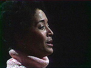 Hilda Harris performs Bizet's The Segadilla