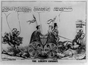 The liberty chariot