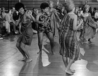 Barnard Organization of Soul Sisters spring festival, 1969