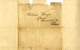 Hayes Letter 1845040701, A. G. Bergen to William Hayes