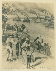 Gunboats arriving in Dixie.