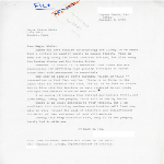 Letter to Mayor Kevin White