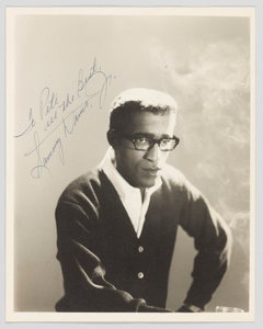 Photograph of Sammy Davis Jr.