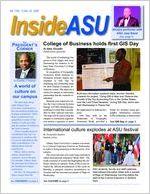 InsideASU [Vol. 3, No. 12, Nov. 20, 2009]