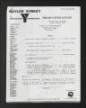 Administrative Records. Board of directors meetings, 1982, 1984, 1987-1992, 1995. (Box 1, Folder 7)