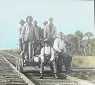 Hand-car, Florida; overall