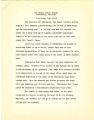 Chattanooga Public Schools statement on Chattanooga High School, circa 1963-1965