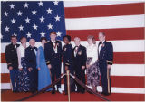 Clara Adams-Ender and Surgeon General James Mason, 1991