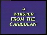A Whisper from the Caribbean: A Program to Honor the Memory of Wilfred Cartey, Ph.D., 1931-1992, presented at the University of Miami, July 22, 1992