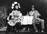 """Guys and Dolls"" scene between Nathan Detroit and Miss Adelaide"