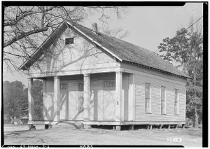 Baptist Church, State Highway 4, Washington, Hempstead County, AR