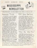 Mississippi Newsletter No. 35