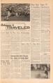 Arkansas Traveler, September 27, 1960; Count Basie to Play Here Wednesday; Arkansas traveler (Fayetteville, Ark.); Traveler