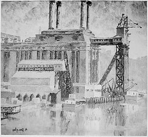 """""""Power Plant, Harlem"""""""