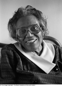 Photograph of Mable Chandler #2 Dallas/Fort Worth Black Living Legends Dallas/Fort Worth Black Living Legends, 1992