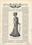 American promenade dress, Spring 1902