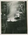 Blast furnace photograph