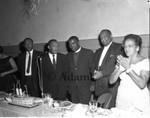 Dr. King Jr., Los Angeles, 1961