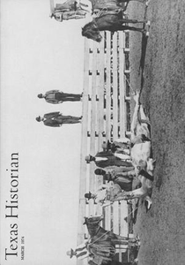 The Texas Historian, Volume 34, Number 4, March 1974 The Texas Historian