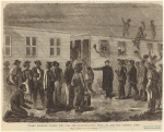 Negro Recruits Taking The Cars For Murfreesboro', Tenn., To Join The Federal Army