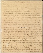 Letter to] Esteemed friend [manuscript