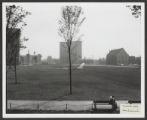 Addams Park (0262) Views - Landscapes - Construction progress photographs, 1955-09-15