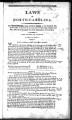 Laws of North Carolina [1804] Lawsof theStateofNorth-Carolina