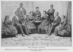 Fisk jubilee singers : Who for seven years gave concerts in this country and in Europe, and secured funds sufficient to erect Jubilee Hall