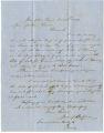1859 correspondence