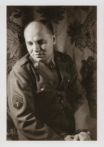 Romare Bearden, from the portfolio 'O, Write My Name': American Portraits, Harlem Heroes