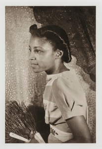 "Maxine Sullivan, from the unrealized portfolio ""Noble Black Women: The Harlem Renaissance and After"""